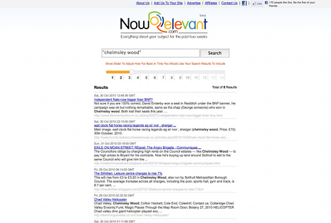 NowRelevant