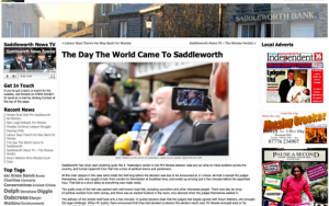 Saddleworth News