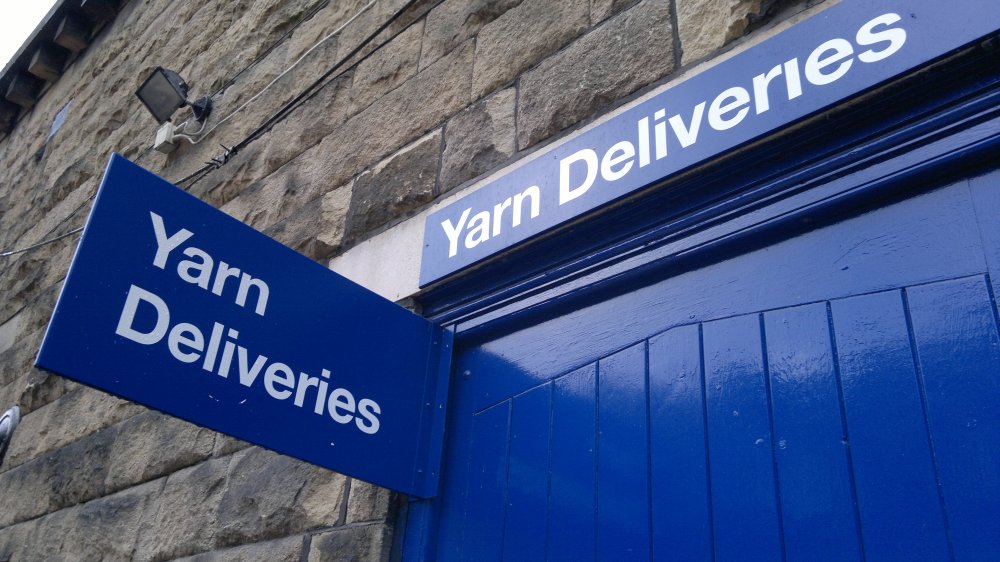 FOI ideas image: Yarn Deliveries