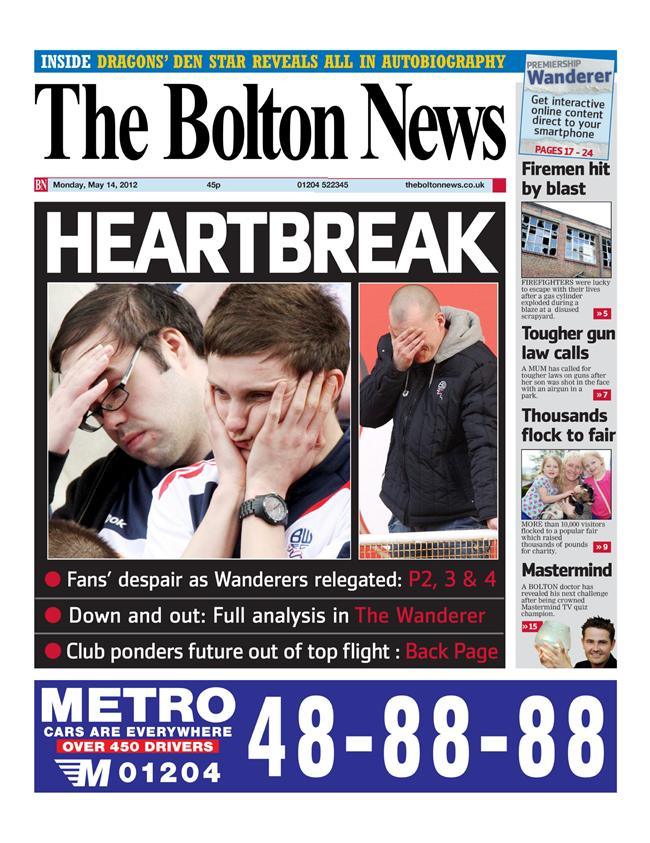 bolton news - photo #16