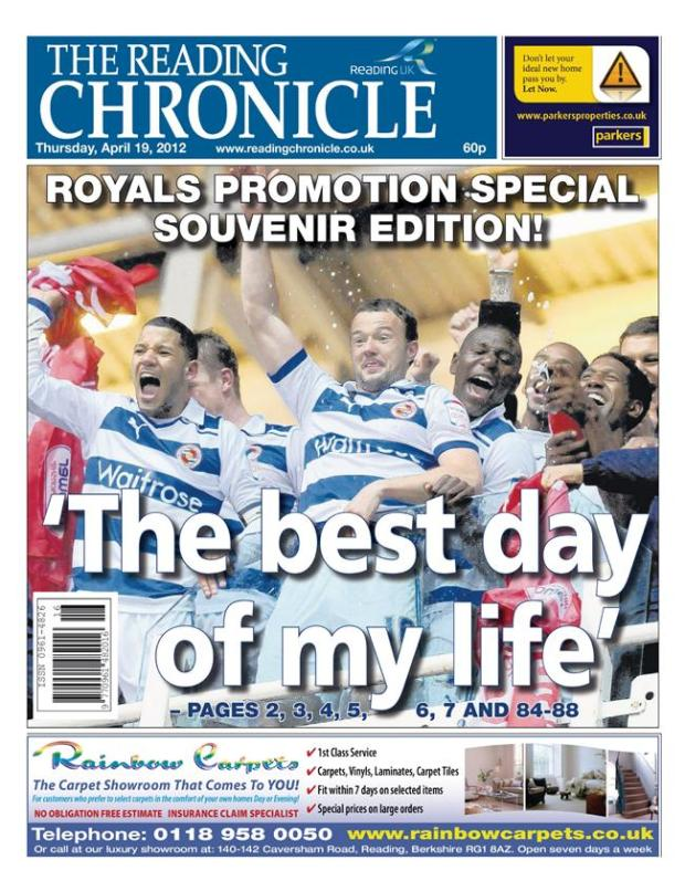 Reading Chronicle