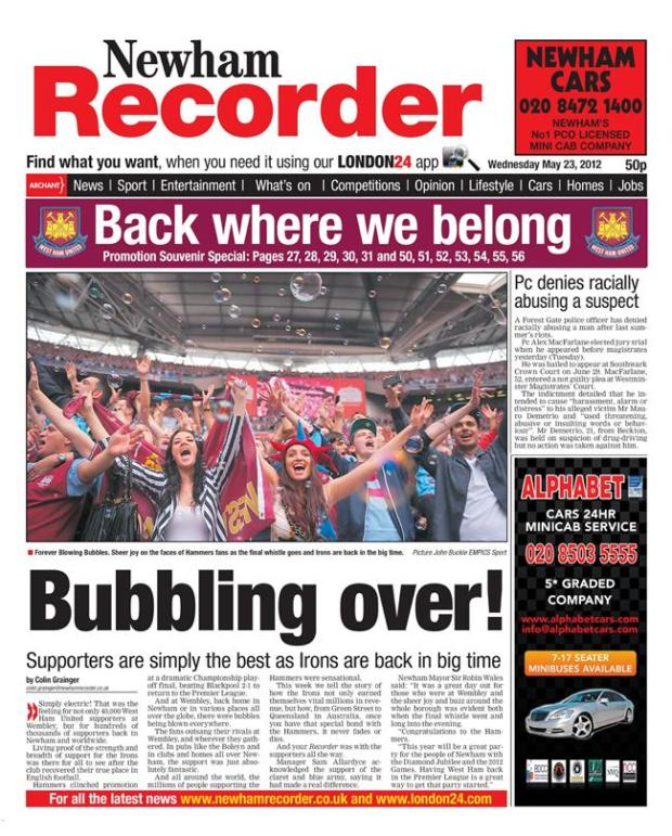 Newham Recorder