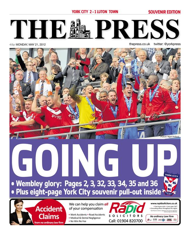 Image result for yorkpress
