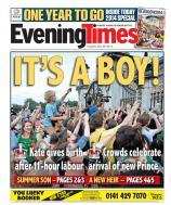 Big news in Glasgow
