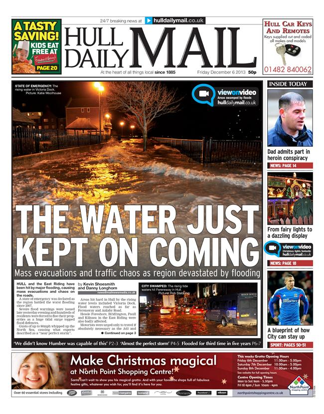 hull daily mail storm