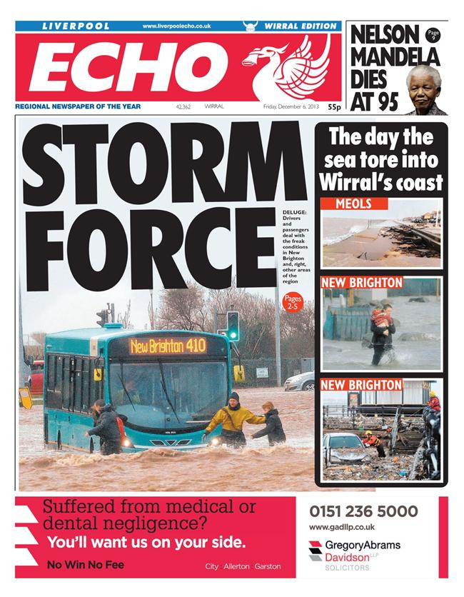 liverpool echo storms