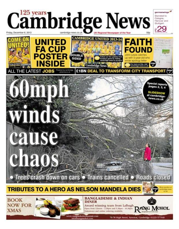 storms cambridgenews