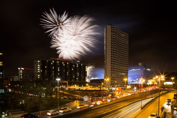 A stunning set of images used in the Birmingham Mail from Tim Cornbill at wwwtimcornbillphotography.com