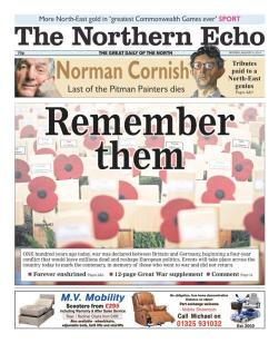 ww1northernecho