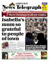 ashbourne news telegraph