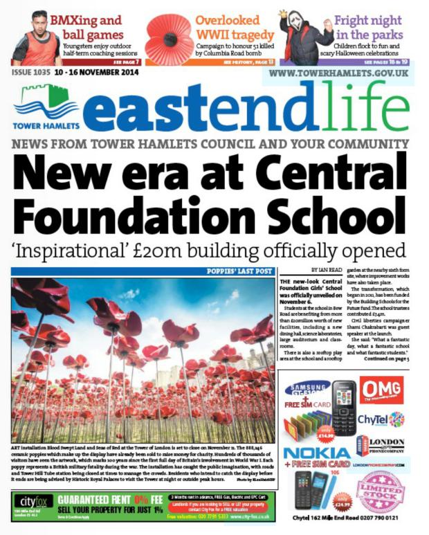 east end life nov 10