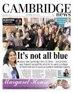 election cambridge