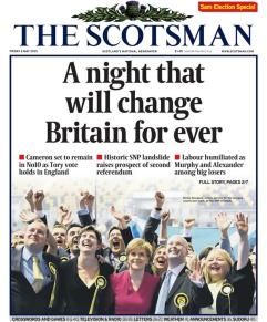 friday scotsman