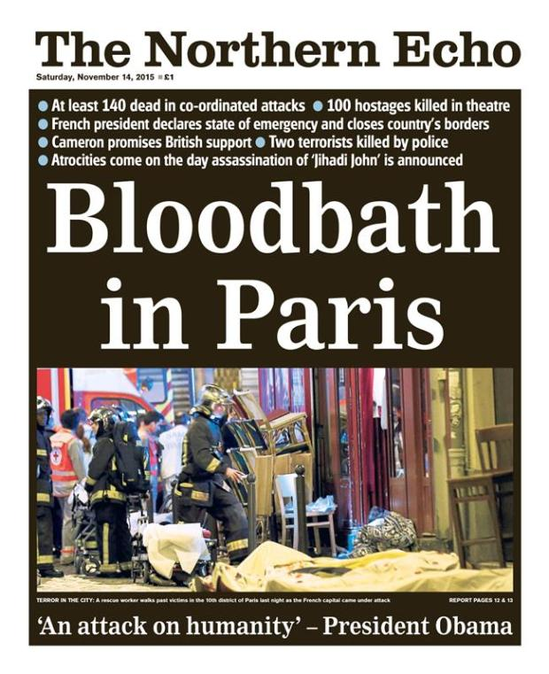Paris Chronicle