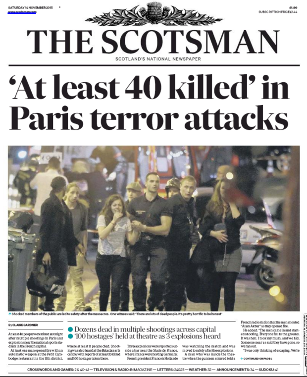 paris scotsman