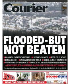 floods friday courier