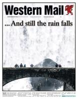 floods tue western mail