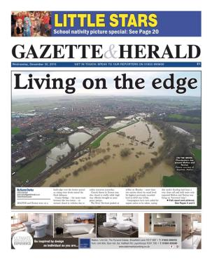 floods weds gazette