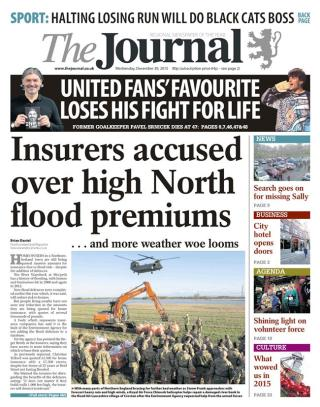 floods weds journal