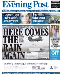 floods weds lep