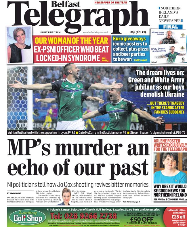 MP Belfast