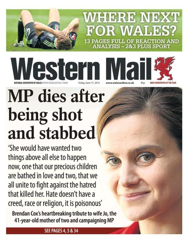 MP Western Mail