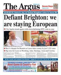 Brexit Brighton