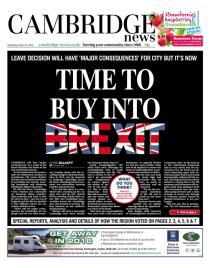 Brexit cambridge