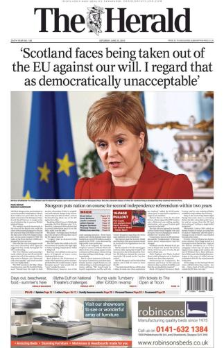 brexit glasgow2