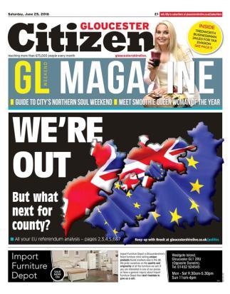 brexit gloucester