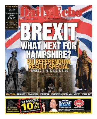 brexit hampshire