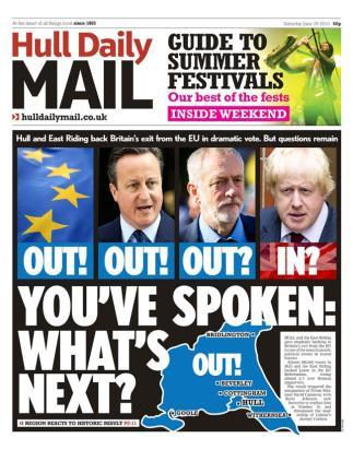 brexit hull
