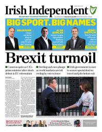 brexit irish