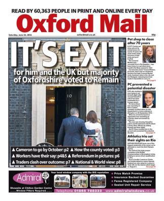 brexit oxford