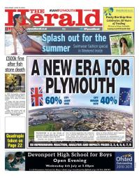 brexit plymouth