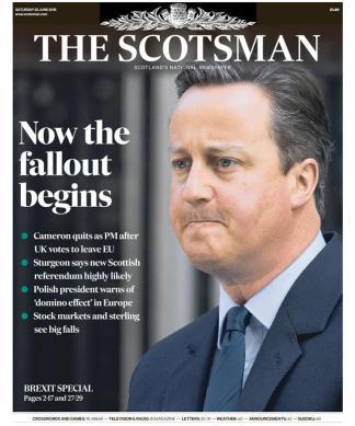 brexit scotsman