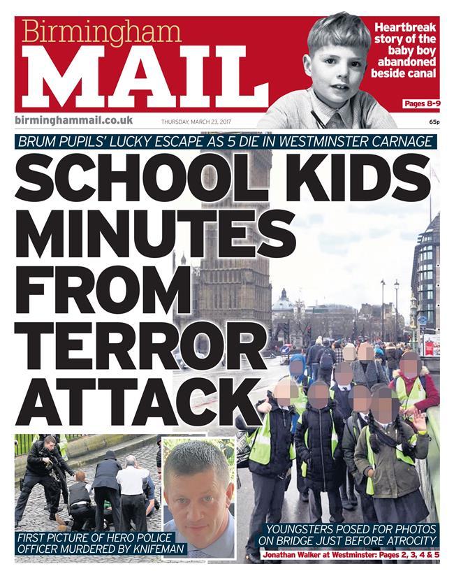 terror birmingham