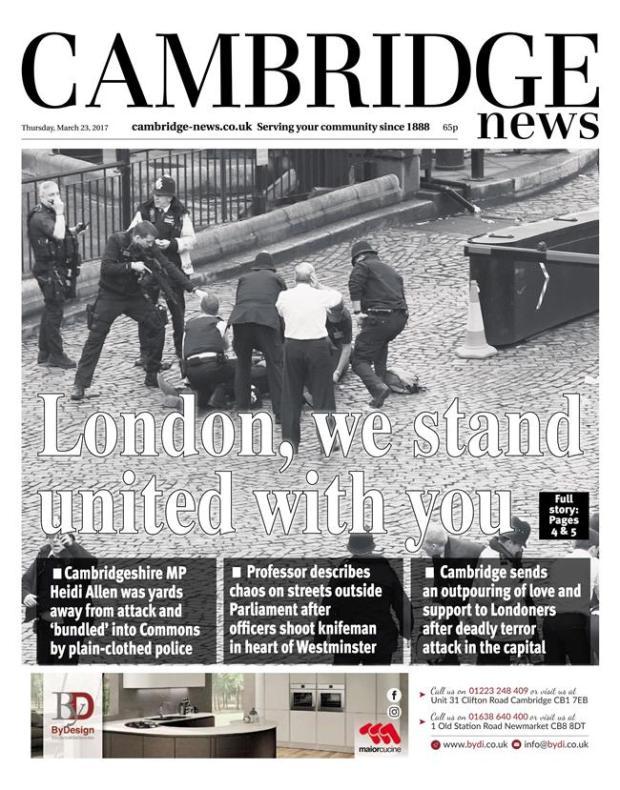 terror cambridge