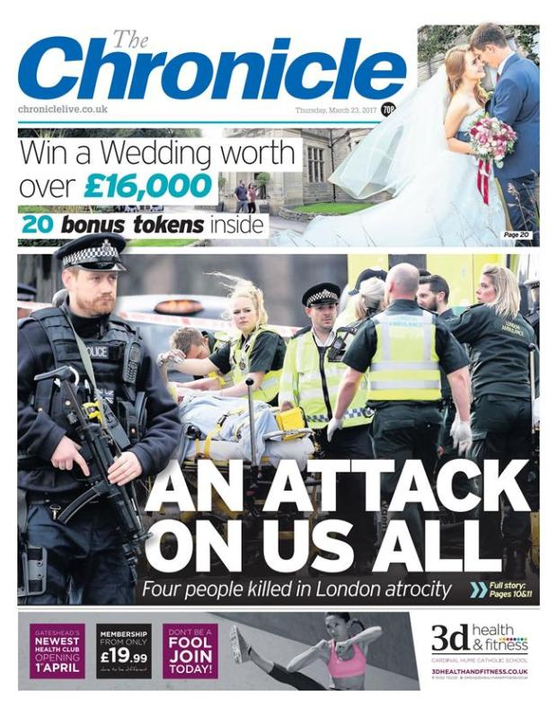 terror chronicle