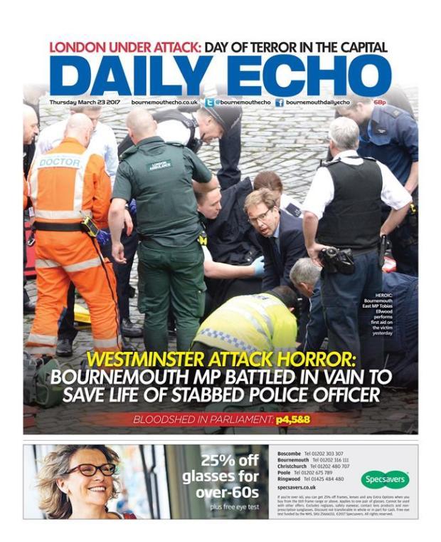 terror daily echo