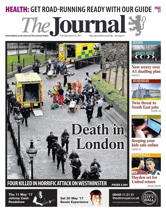 terror journal