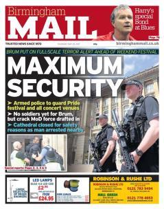 horror security brum