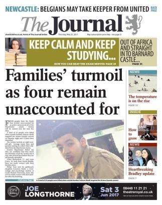 horror the journal