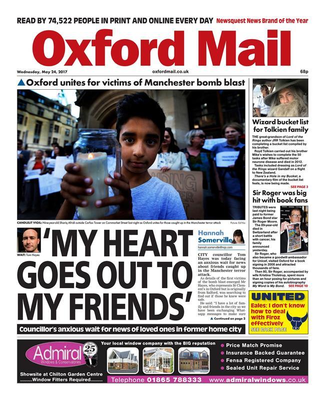terrorm oxford