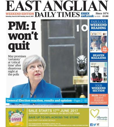 election eadt