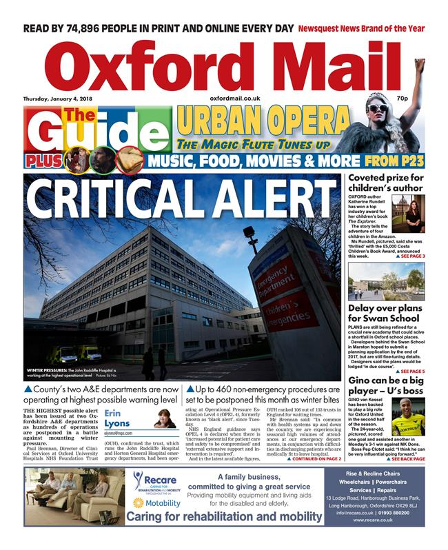 01 oxford nhs